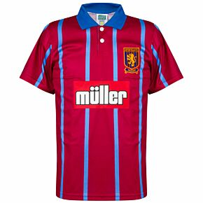 1994 Aston Villa Home Retro Shirt
