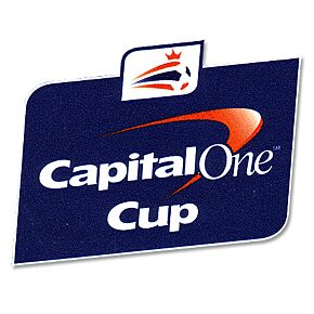 13-17 Capital One Cup Patch Pair