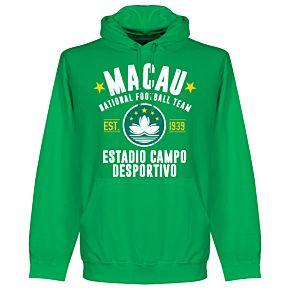 Macau Established Hoodie - Green