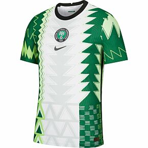 20-21 Nigeria Vapor Match Home Shirt
