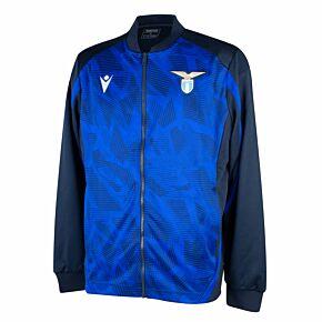 21-22 Lazio Estiva Anthem Jacket - Royal