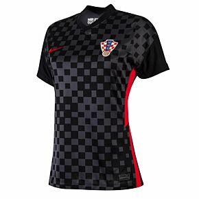 20-21 Croatia Away Womens Shirt