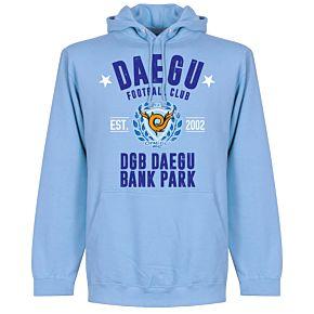 Daegu Established Hoodie - Sky Blue