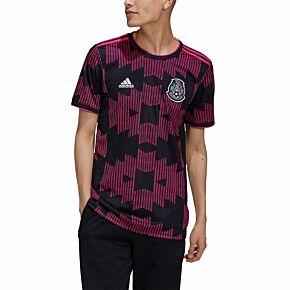 21-22 Mexico Home Shirt