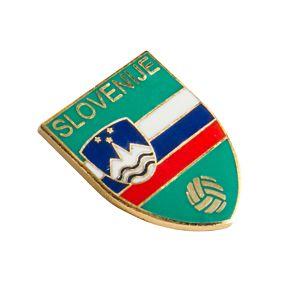Slovenia Enamel Pin Badge