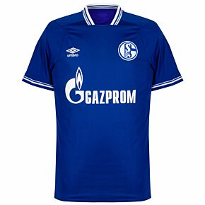 20-21 Schalke 04 Home Shirt