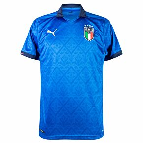 20-21 Italy Home Shirt