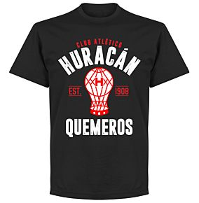 Huracan EstablishedT-Shirt - Black