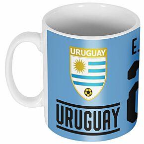 Uruguay Cavani 21 Team Mug