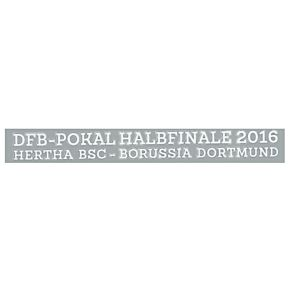 DFB-Pokal Semi Final 20.04.16 (BVB vs. Hertha BSC)