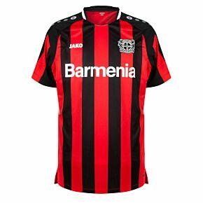 21-22 Bayer Leverkusen Home Shirt