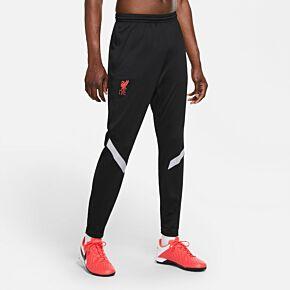 20-21 Liverpool Strike UCL Track Pant - Black
