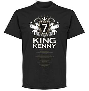 King Kenny No.7 T-Shirt - Black