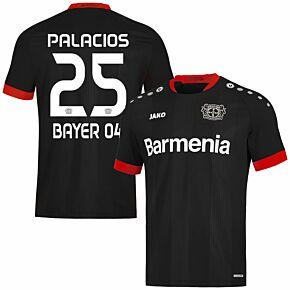 20-21 Bayer Leverkusen Home Shirt + Palacios 25
