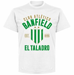 Banfield Established T-Shirt- White
