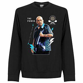 Phil The Power Taylor Sweatshirt - Black