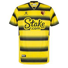 21-22 Watford Home Shirt