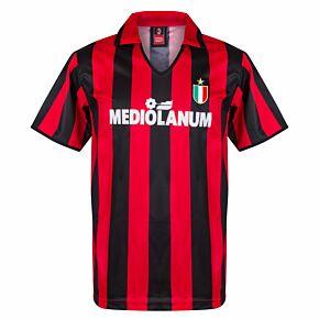 1988 AC Milan Home Retro Shirt