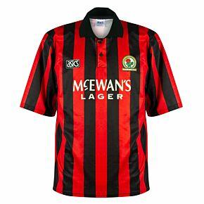 Asics Blackburn Rovers 1992-1994 Away Shirt - USED Condition (Good) - Size XXL
