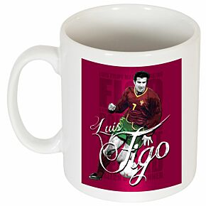 Luis Figo Legend Mug