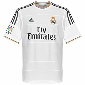 Real Madrid Home Jersey2013 / 2014