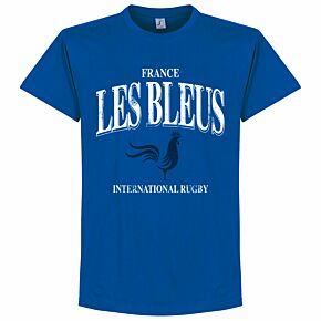 France KIDS Rugby Tee - Royal
