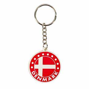 Denmark Rubber Keyring