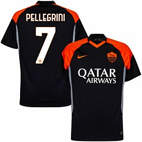 20-21 AS Roma 3rd Shirt + Pelligrini 7