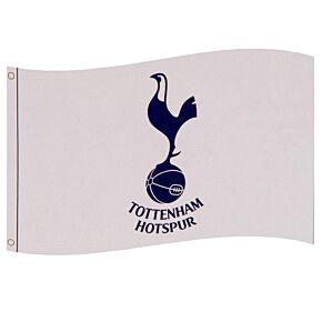 Tottenham Core Crest Flag (152 x 91cm)