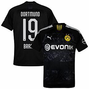 Puma Borussia Dortmund Away Brandt 19 Jersey 2019-2020