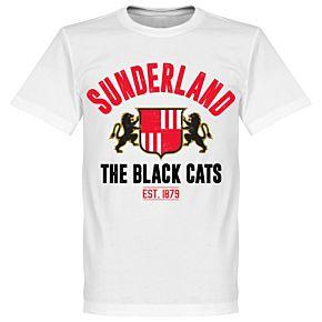 Sunderland Established Tee - White