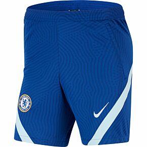20-21 Chelsea Dry Strike Shorts - Blue