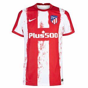 21-22 Atletico Madrid Dri-Fit ADV Home Shirt