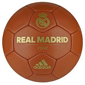 Adidas Real Madrid Retro Football - Size 5
