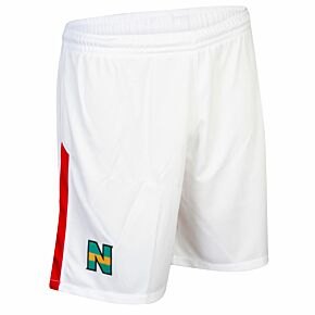 Nankatsu Shorts 2 - White/Red