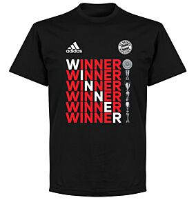 2021 FC Bayern Munich Club World Cup Winners T-shirt