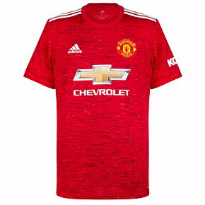 20-21 Man Utd Home Shirt