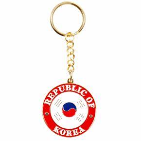 Korea Enamel Keyring