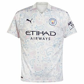 20-21 Man City 3rd Shirt