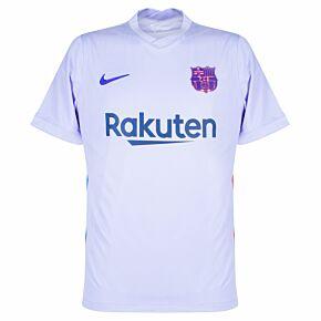 21-22 Barcelona Away Shirt