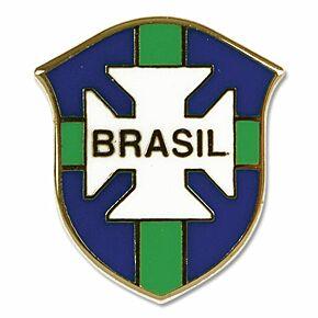 Brazil Enamel Pin Badge