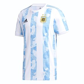 2021 Argentina Home Shirt