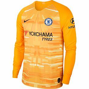 Nike Chelsea Home Goalkeeper Jersey 2019-2020