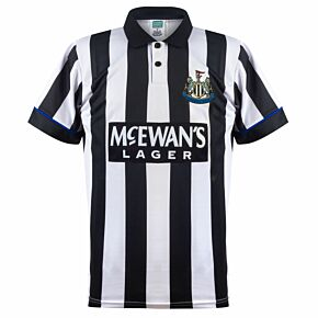 1995 Newcastle United Home Retro Shirt