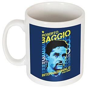 Baggio Inter Portrait Mug