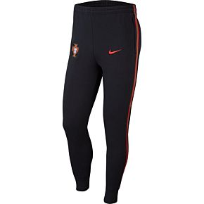20-21 Portugal Fleece Pant - Black