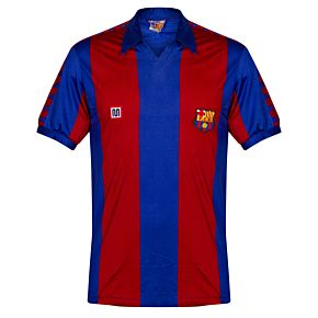 Meyba Barcelona 1984-1985 Home Shirt - USED Condition (Excellent) - Size Medium