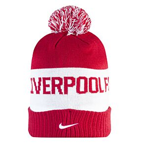 20-21 Liverpool Pom Beanie - Red