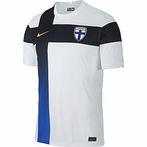 20-21 Finland Home Shirt