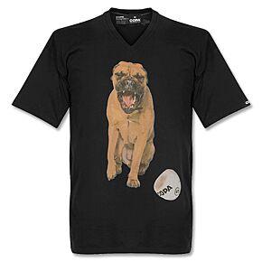 COPA Bullmastiff V-Neck Tee - Black